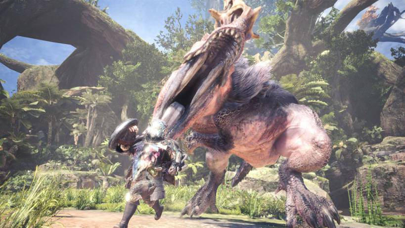 Monster Hunter World patch 1.05 patch notes