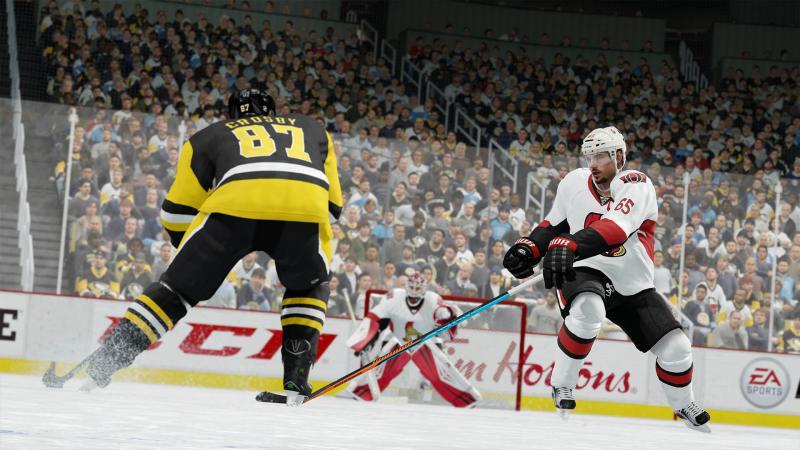 NHL 18 March update