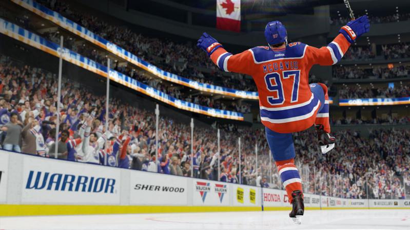 NHL 18 version 1.06 Updatecrazy