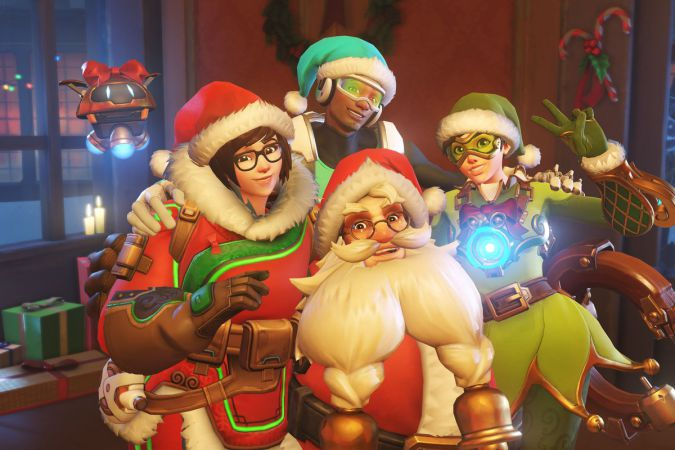 Overwatch update 2.27 PS4 patch notes