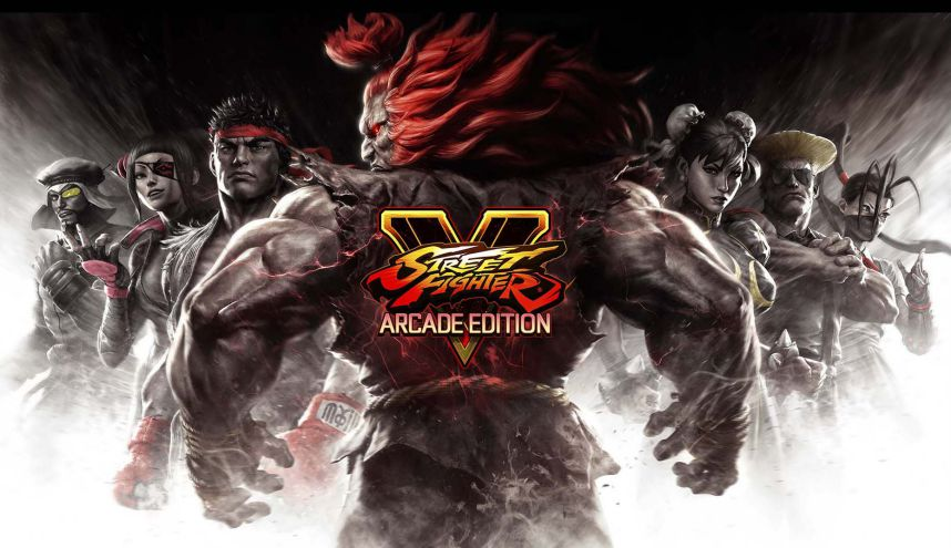 Street Fighter V update 3.03 Arcade edition Sihmar