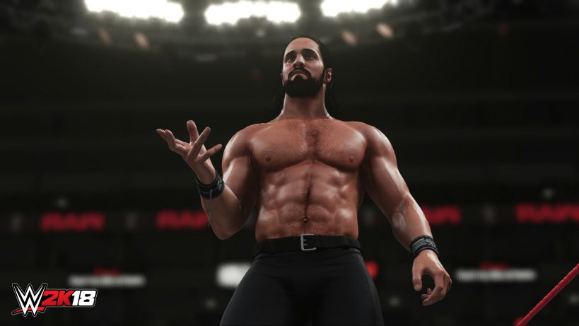 WWE 2K18 Update 1.08 released with fixes and changes