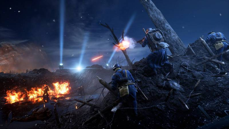 battlefield 1 update 1.23 Patch Notes for PS4 and Xbox One by UpdateCrazy.com