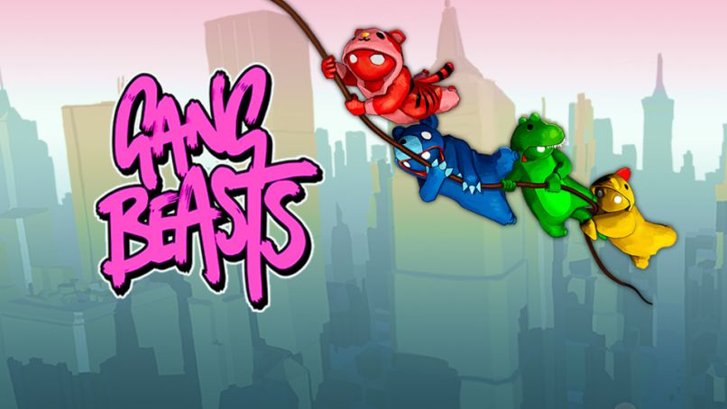 Gang Beasts Update 1.03 for PS4
