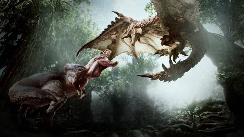 Monster Hunter World Update 1.05 PS4 Patch Notes