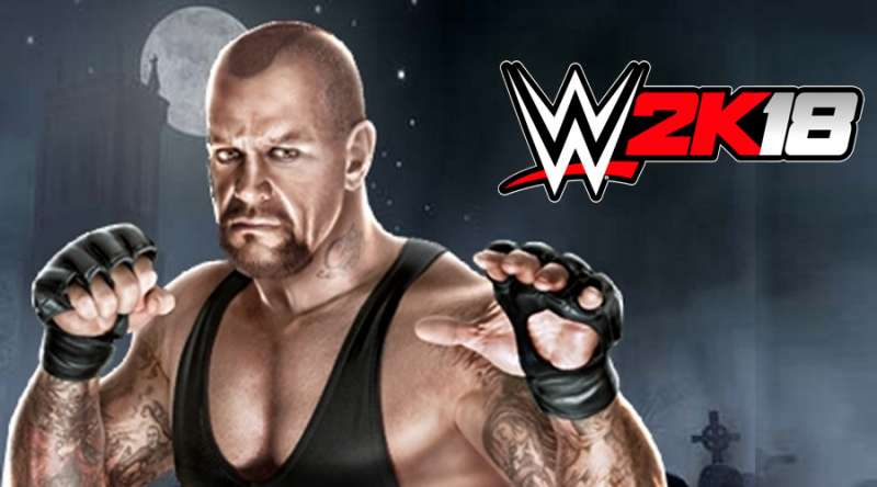 WWE 2k18 update 1.08 patch notes