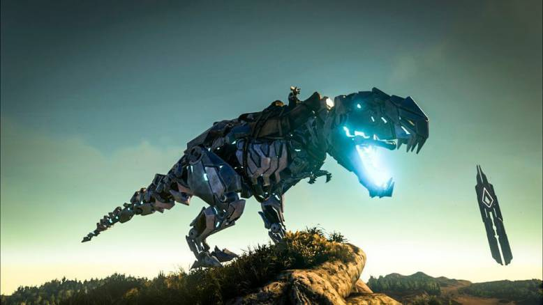 ARK Update 2.45 Patch Notes for PS4 (ARK 2.45)