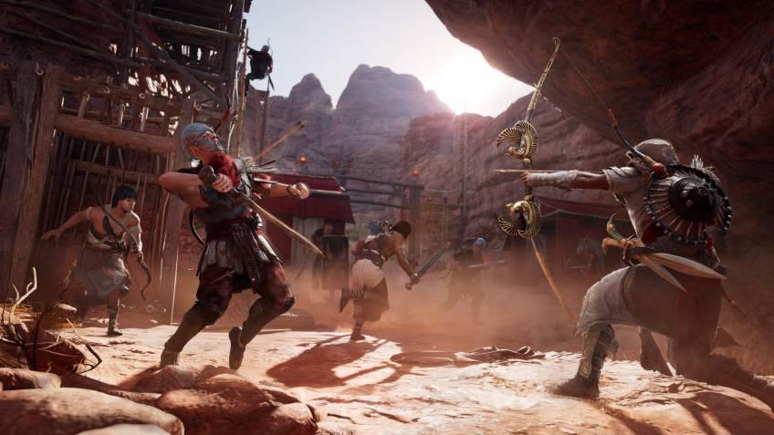 Assassin's Creed Origins 1.41