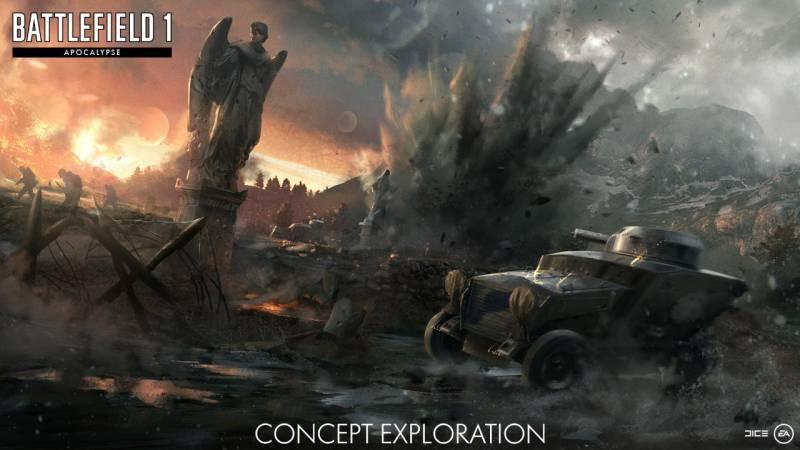 Battlefield 1 Update 1.22