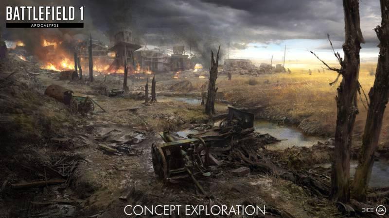 Battlefield 1 version 1.19