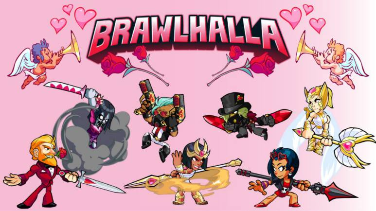 Brawlhalla Update 3.12