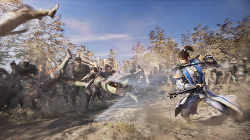 Dynasty Warriors 9 Update 1.06