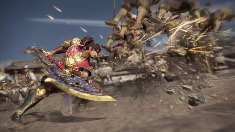 Dynasty Warriors 9 Update 1.08 Changelog for PlayStation 4 by UpdateCrazy