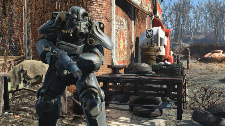 Fallout 4 1.25 Update Patch Notes for PS4 and Xbox One by UpdateCrazy