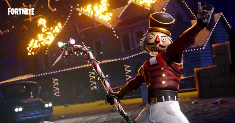 Fortnite 1.41 Patch Notes
