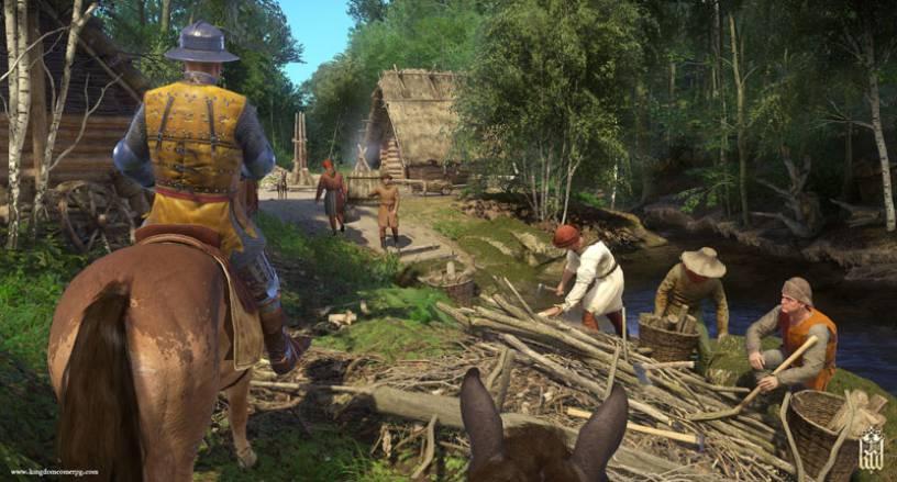 Kingdom Come Deliverance 1.03 update