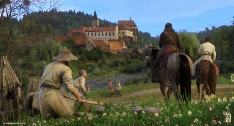 Kingdom Come Deliverance Update 1.07 Changelog for PlayStation 4 and Xbox One By Update Crazy