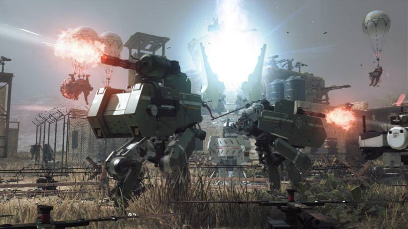 Metal Gear Survive update 1.04
