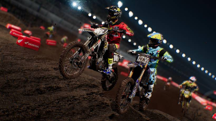 Monster Energy Supercross Game Update 1.13 Patch Notes for PS4