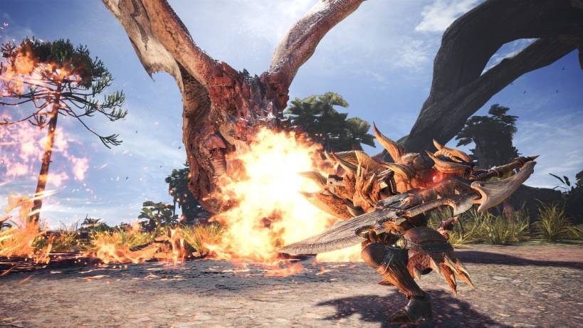 Monster Hunter World (MHW) update 11.00 Patch Notes