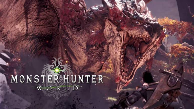 Monster Hunter World Update 1.06