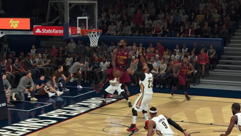 NBA 2K18 1.11