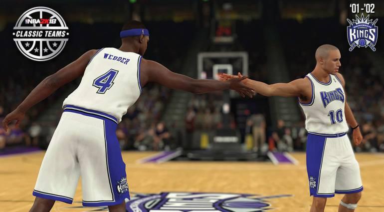 NBA 2K18 Update 1.11