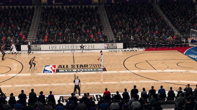 NBA Live 19 Patch 1.19