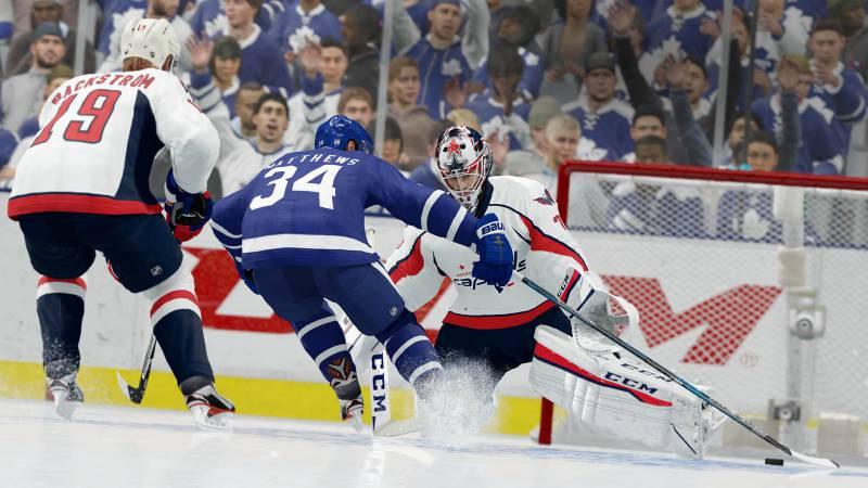 NHL 18 1.07 March Update (1)