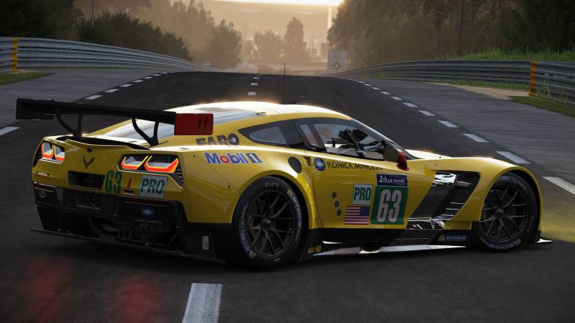 Project Cars 2 patch 4.00 Changelog