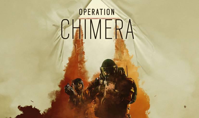 Rainbow Six Siege Update 1.45 Operation Chimera