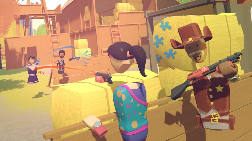 Rec Room Update 1.69 Patch Notes (Take a Seat) - June 25, 2021