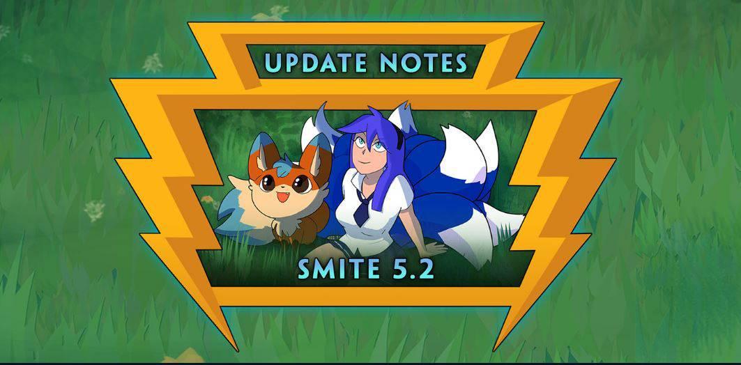 Smite Update 10.54 (5.2)