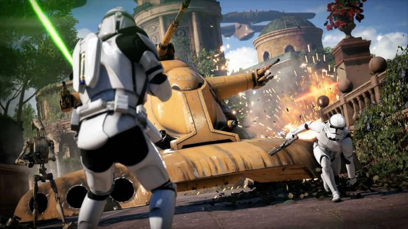 Star Wars Battlefront 2 1.07