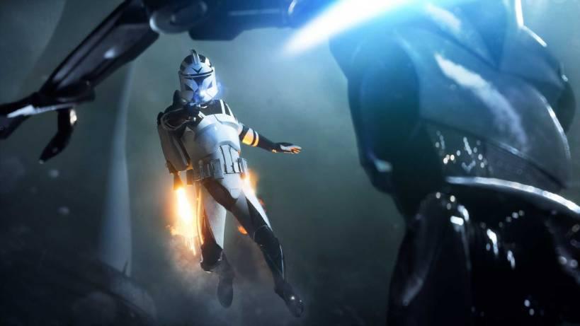 Star Wars Battlefront 2 Patch 1.07