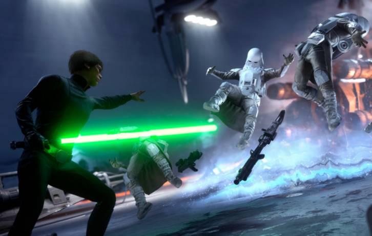 Star Wars Battlefront 2 update 1.08