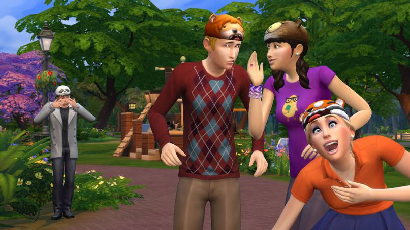 The Sims 4 Update Version 1.31 PS4 Patch Notes