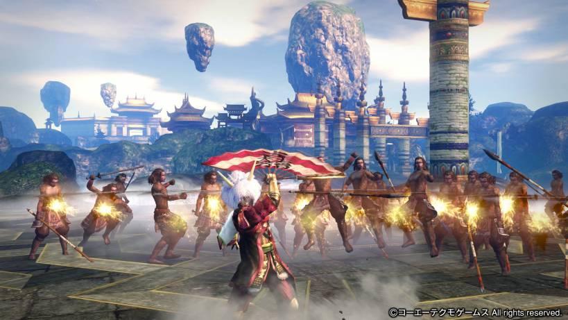 Warriors Orochi 3 Ultimate 1.32