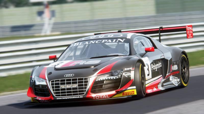Assetto Corsa Update 1.24