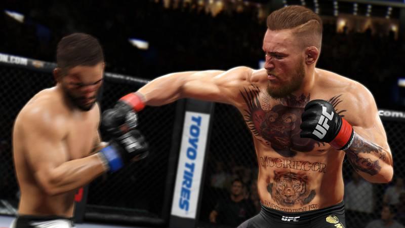 EA Sports UFC 3 Update 1.08