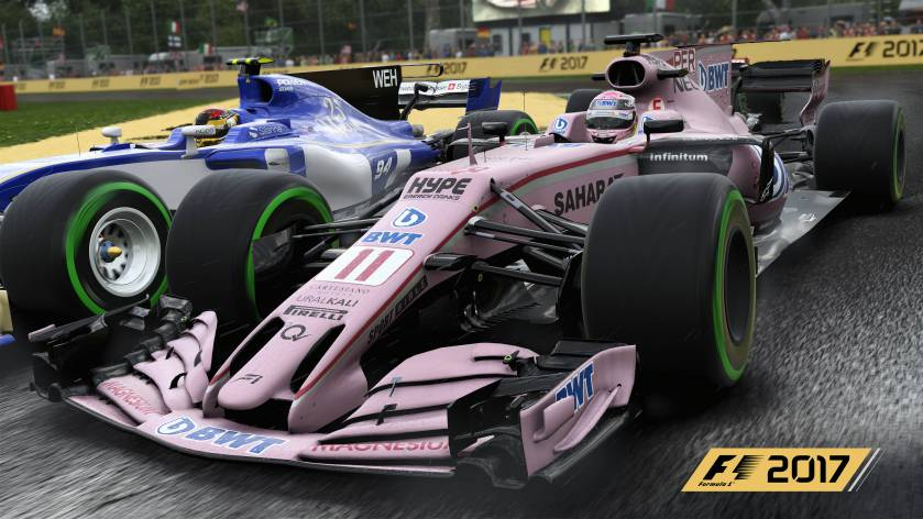F1 2017 Update 1.13 now available download