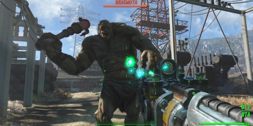 Fallout 4 1.23 Changelog