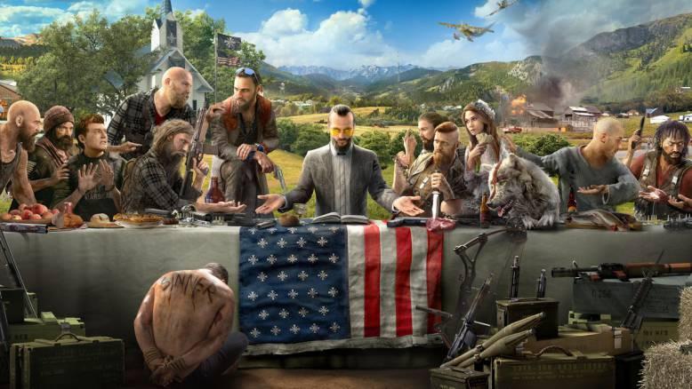 Far Cry 5 1.15 Changelog Details (July 31, 2020)