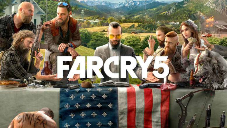 Far Cry 5 Update 1.10 Patch Notes for PS4 and Xbox One