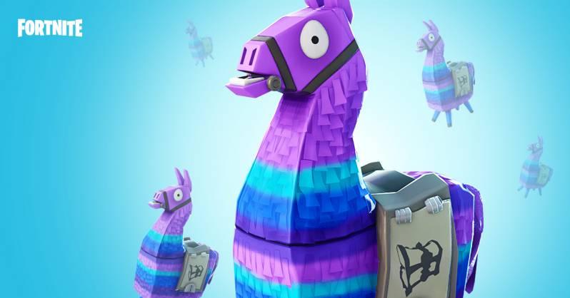 Fortnite Update 1.50 lama new