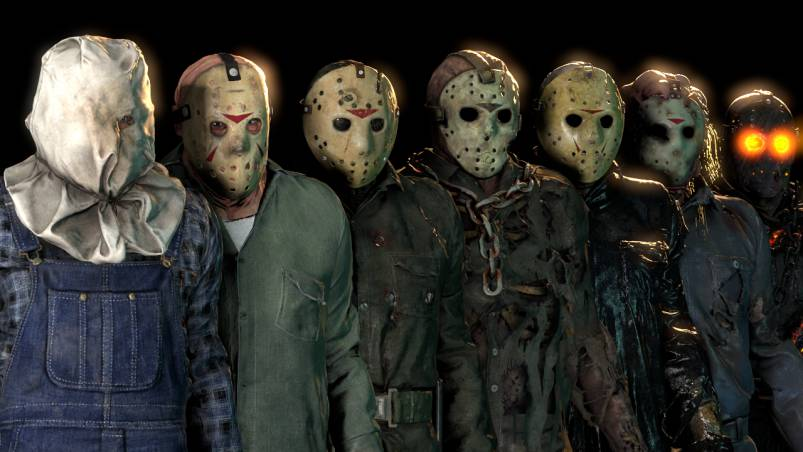Friday The 13th Update 1.38 Patch Notes (PS4, Xbox One, PC)