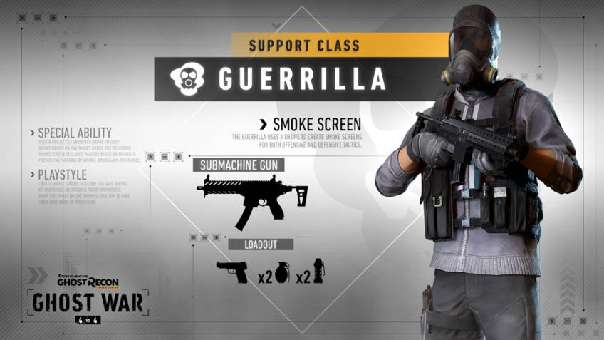 Ghost Recon Wildlands March Update adds News Classes and Maps