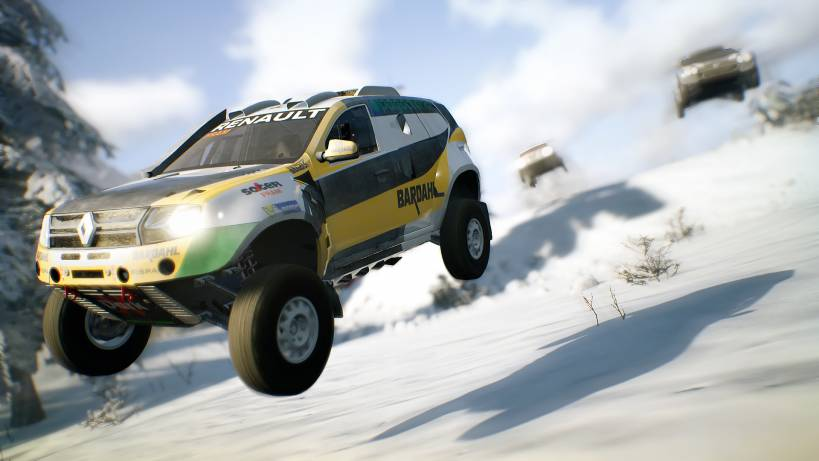 Gravel Update 1.05 for PlayStation 4 and Xbox One