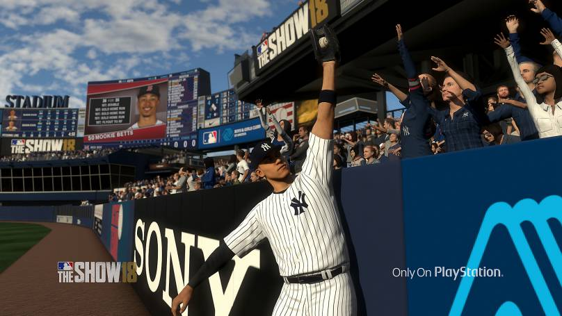 MLB The Show 18 Update 1.08 Changelog for PlayStation 4 - by UpdateCrazy