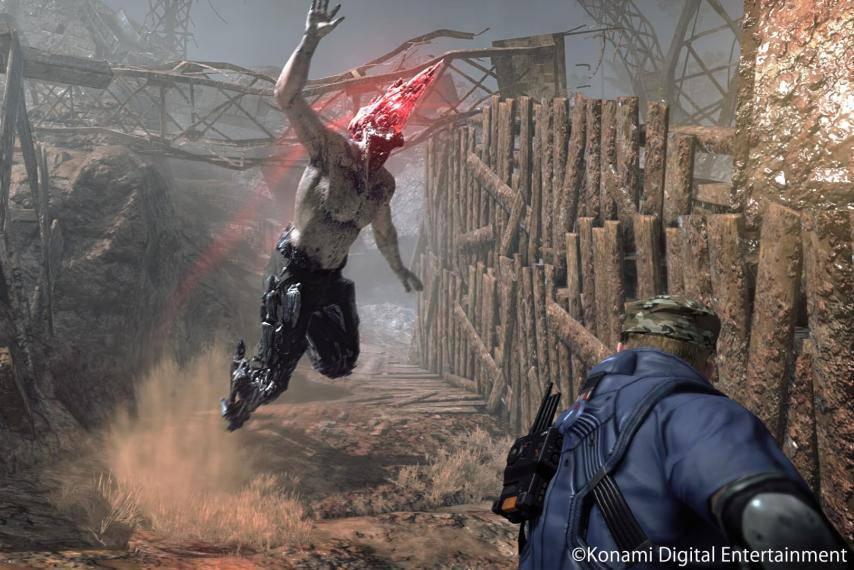 Metal Gear Survive update 1.08 Updatecrazy